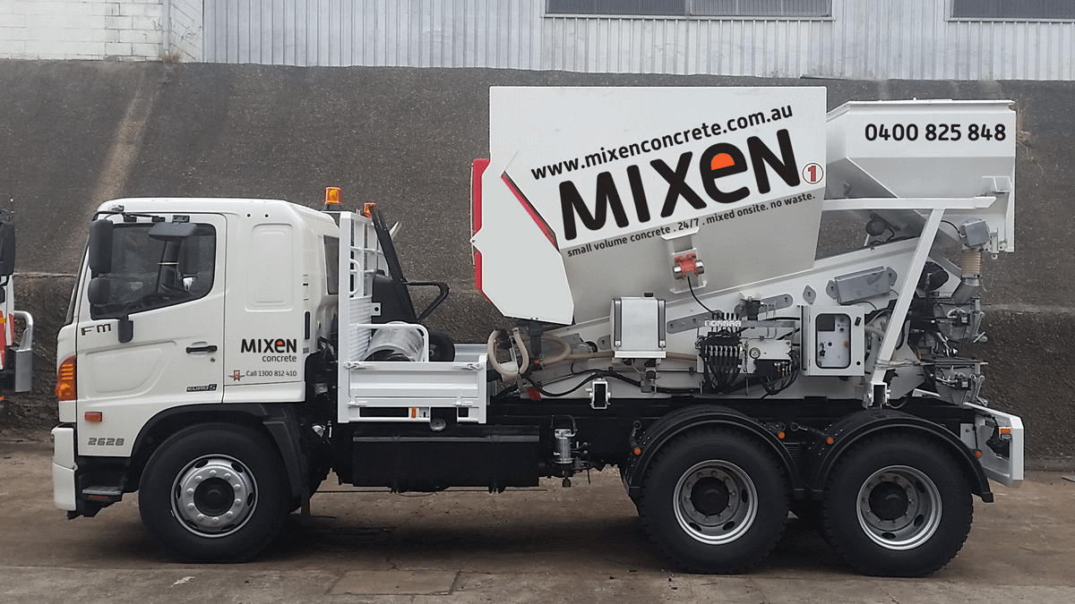 Mixen were-hitting-the-road-in-september